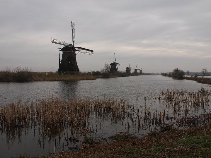 Windmühlen Holland
