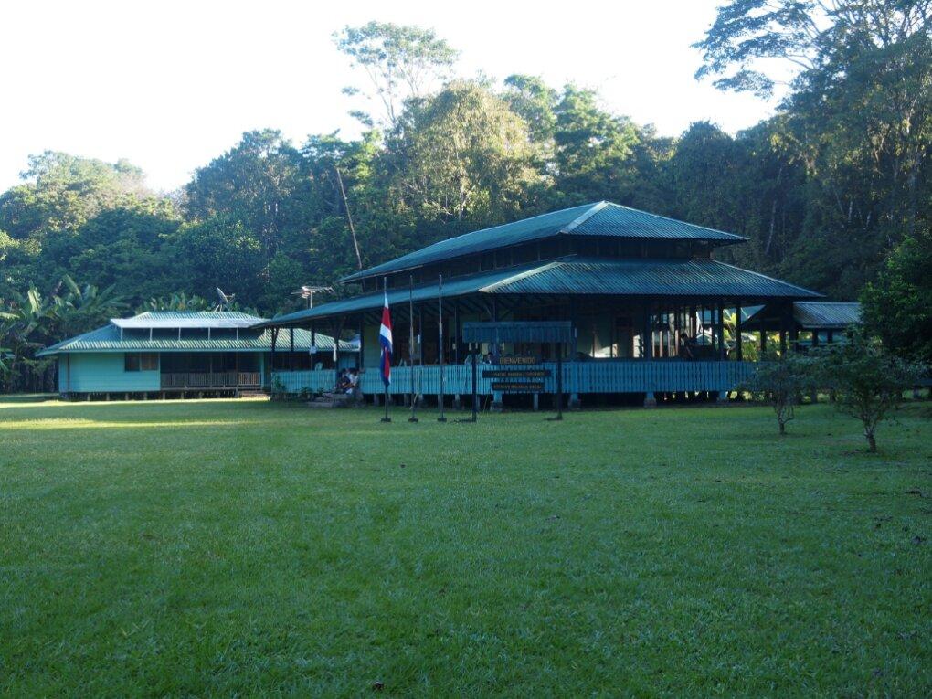 Sirena Parque Nacional Corcovado