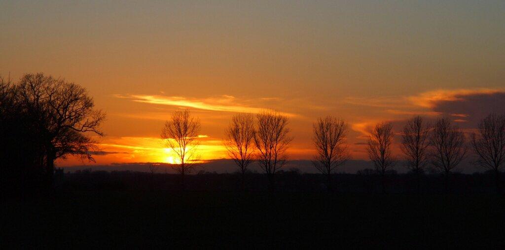 UK Sunset