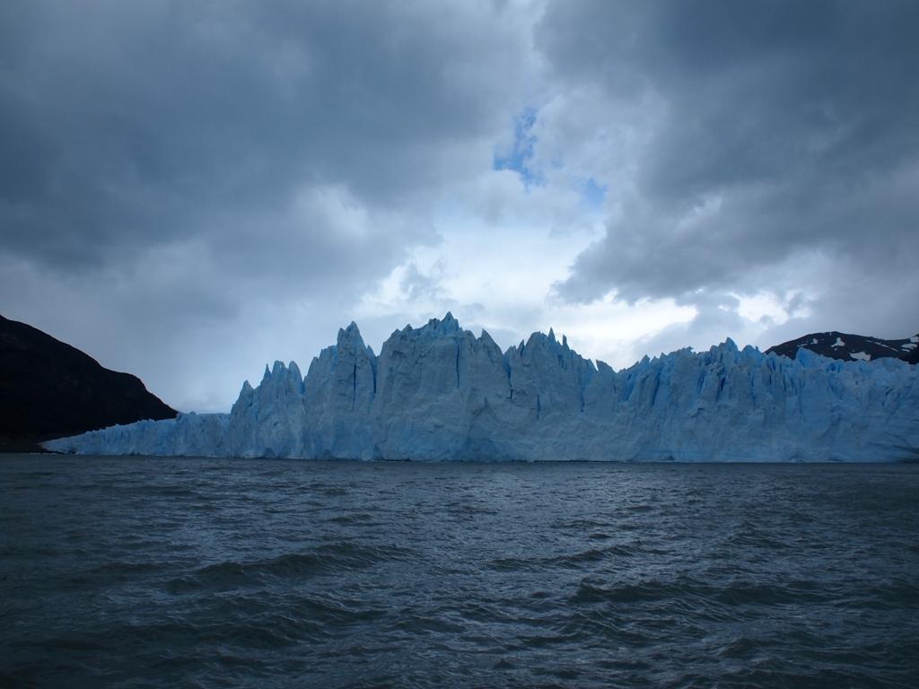 Bootsfahrt Gletscher Perito Moreno