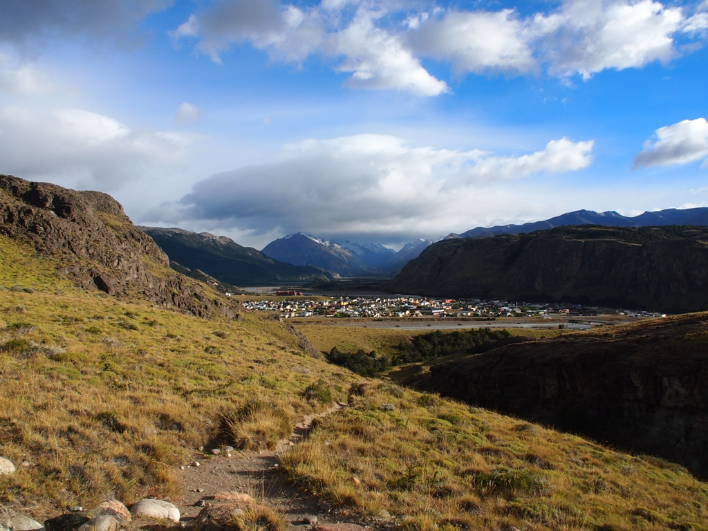 Dorf El Chalten