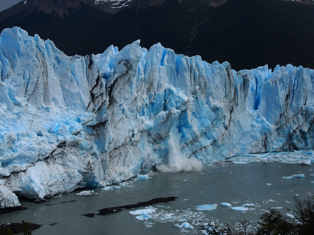 Perito Moreno Eisblock