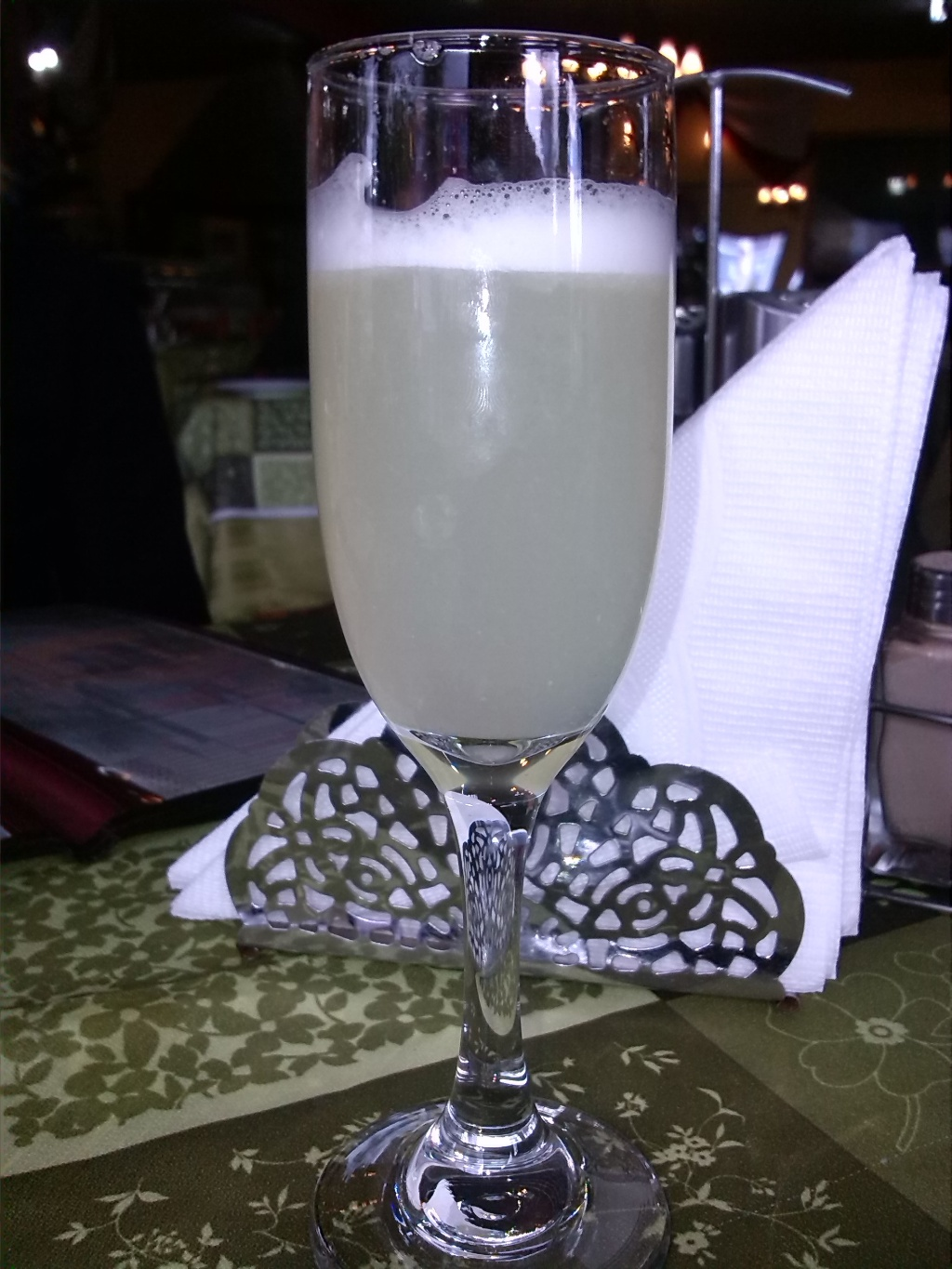 pisco sour chile