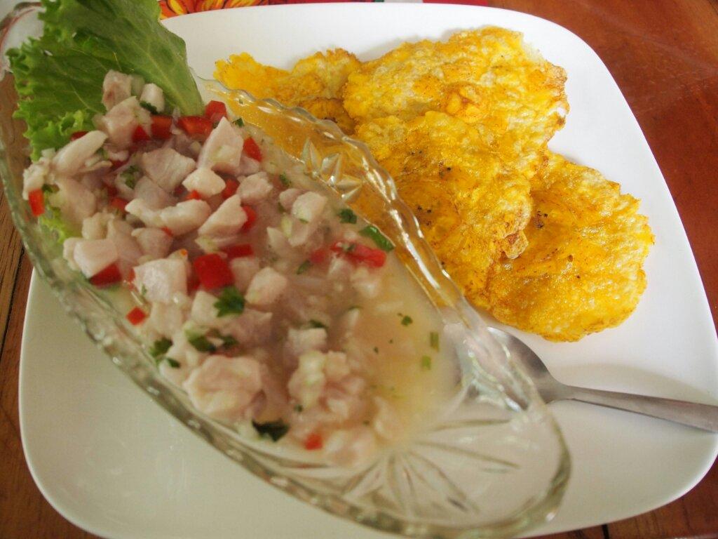 Ceviche-und-Patacones