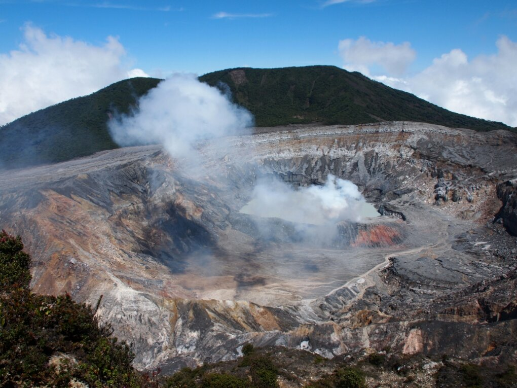 Vulkane Costa Rica