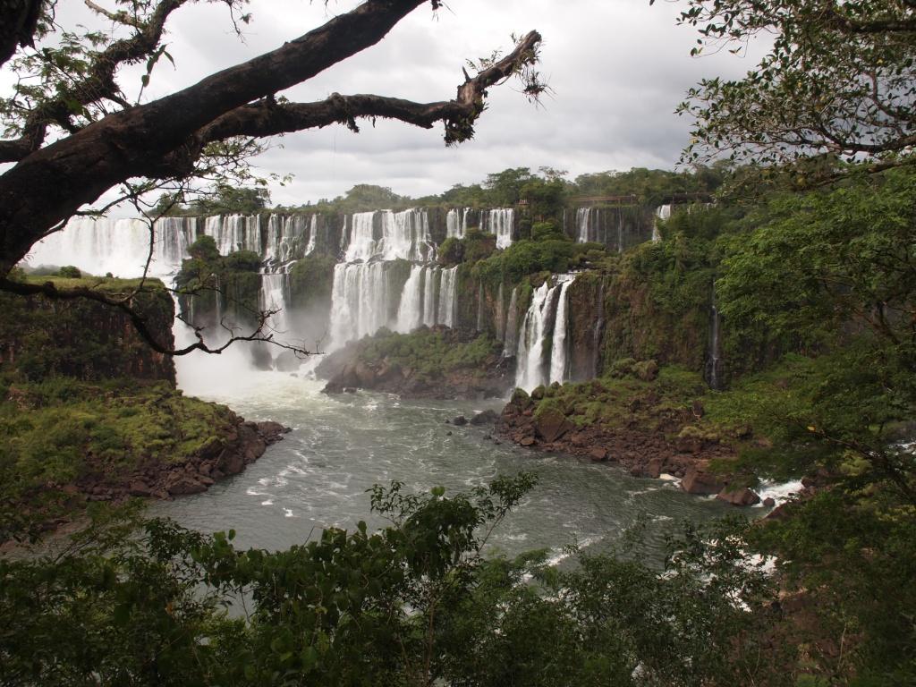 panorama iguazu