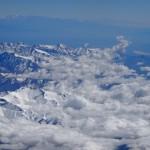 Bergkette Südamerika