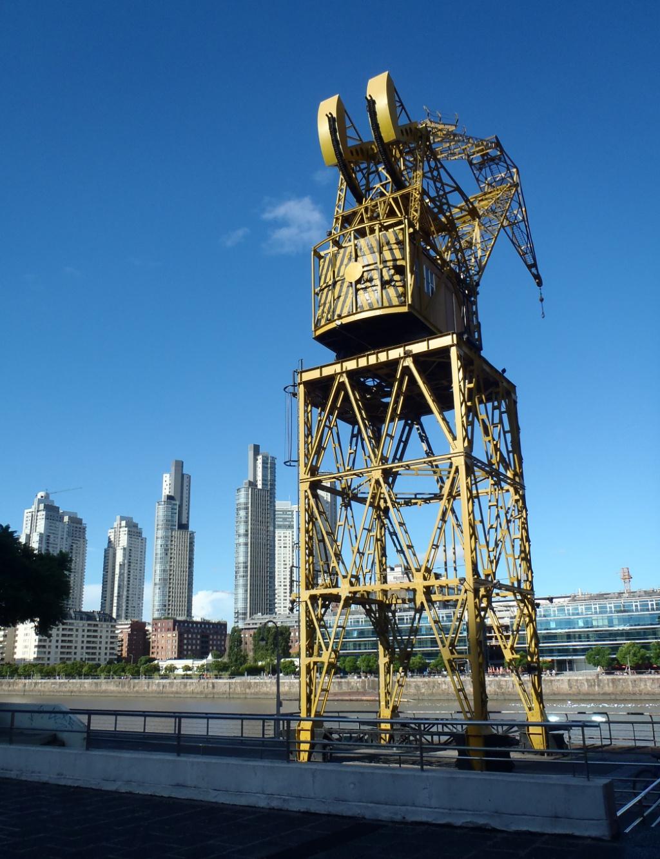 dock puerto madero