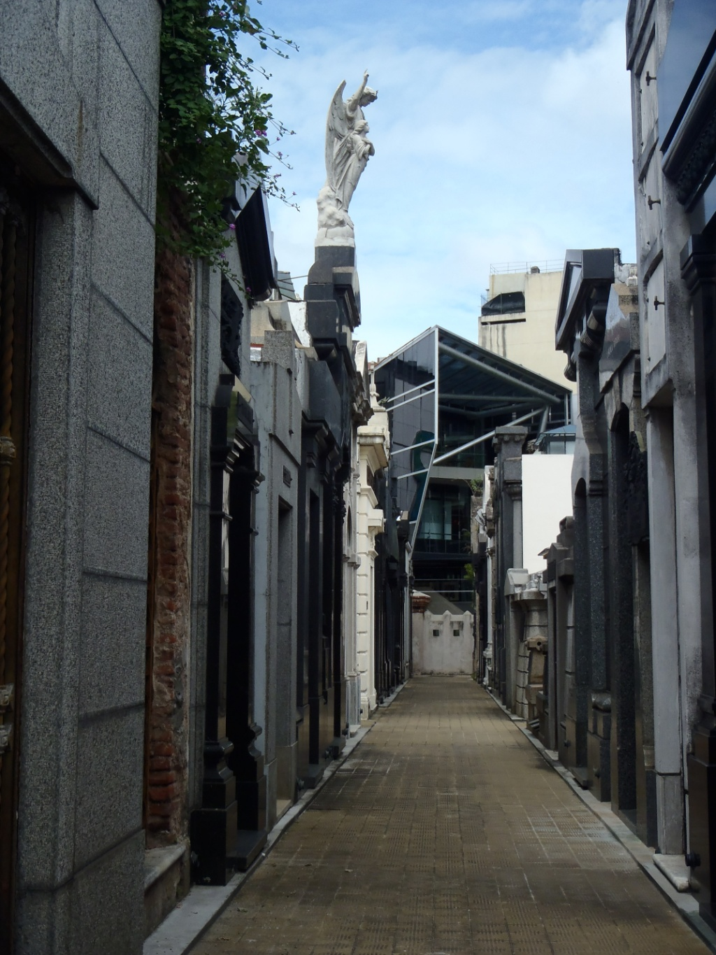 friedhof buenos aires