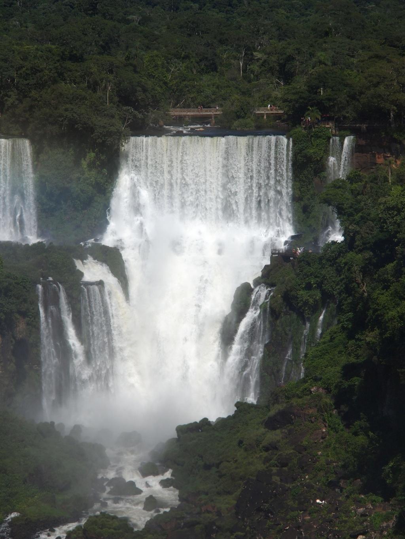 iguazu von brasilien