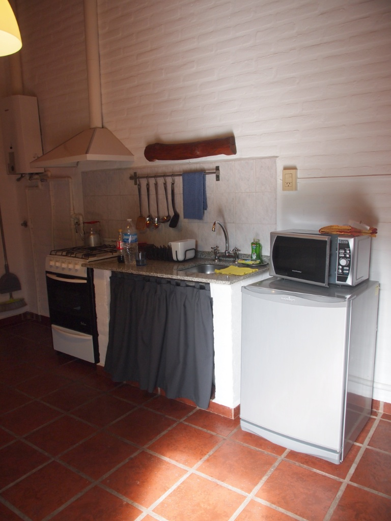 küche nuba cabañas
