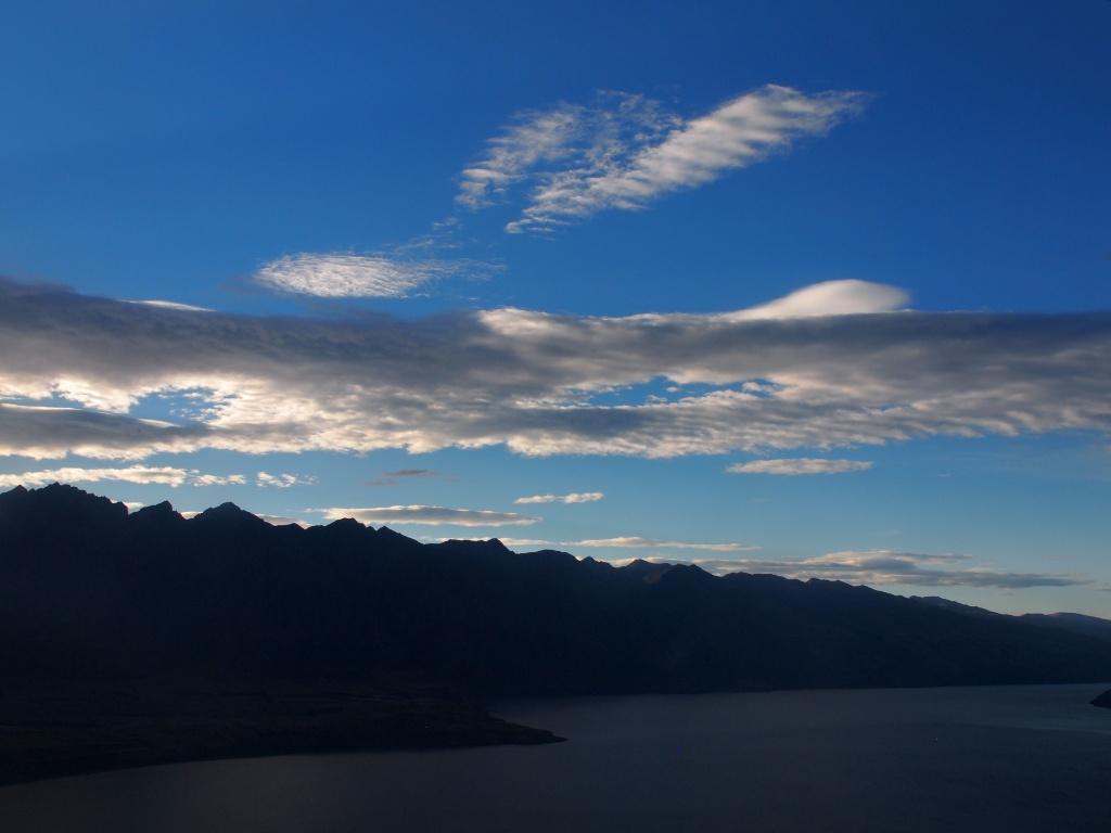 luftansicht fjordland