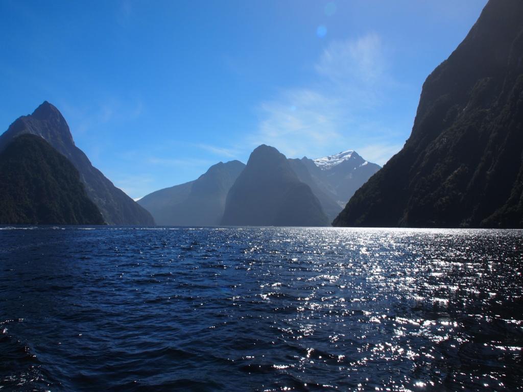 Milford sound fjorde