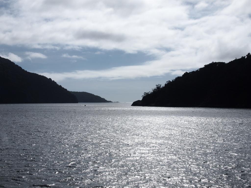 Tasmanisches meer weltreise