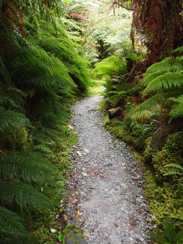 Wanderweg milford