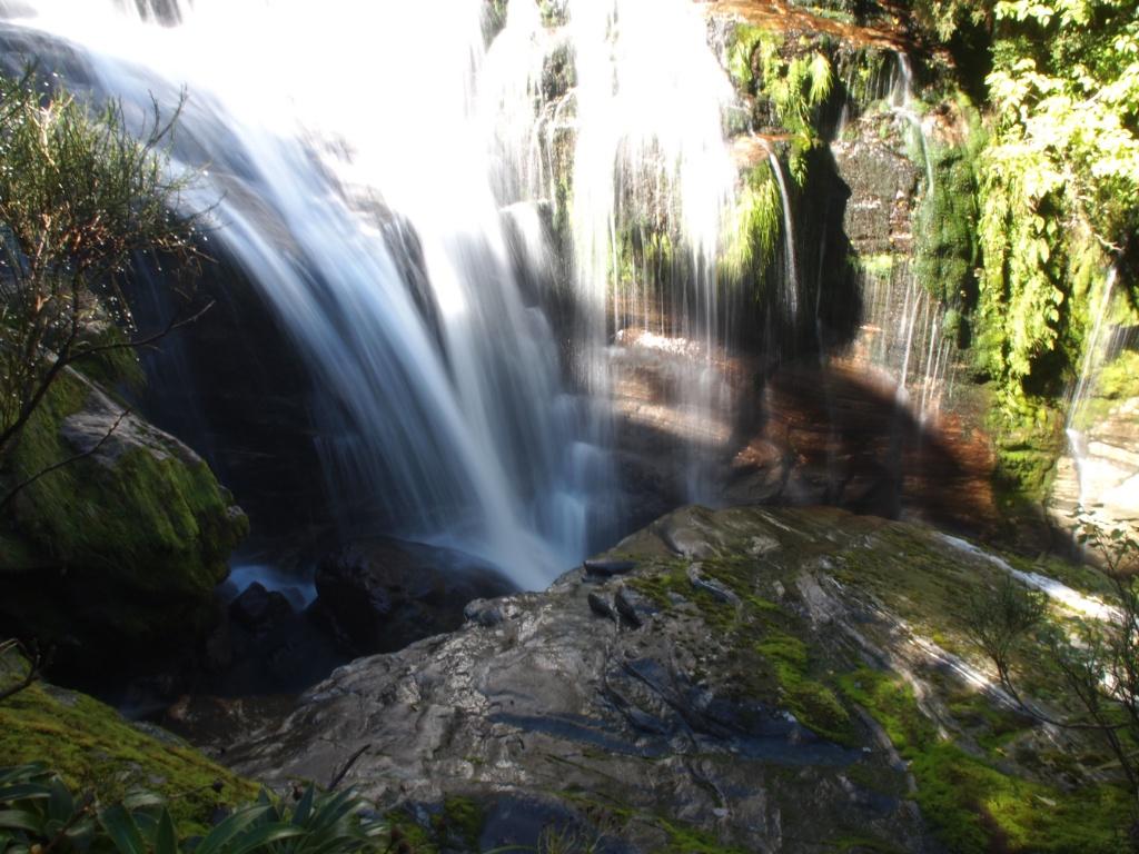 Wasserfall milford track