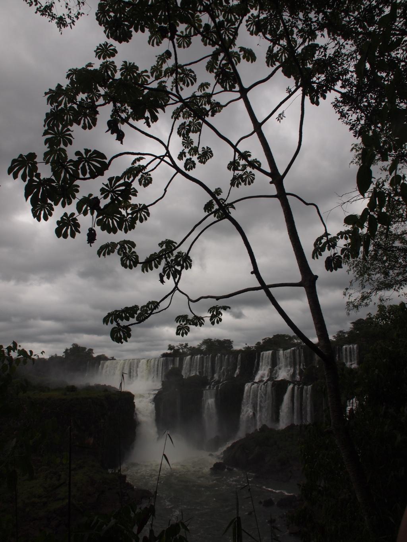 wolken iguazu