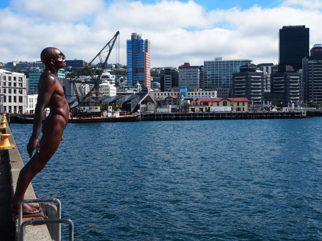 Hafen Wellington