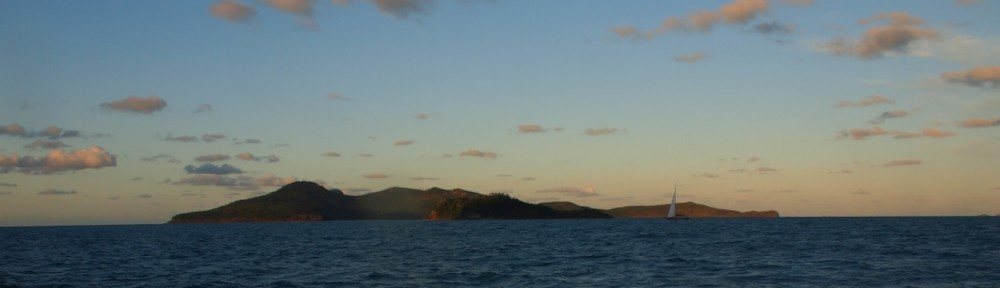 Panorama whitsundays