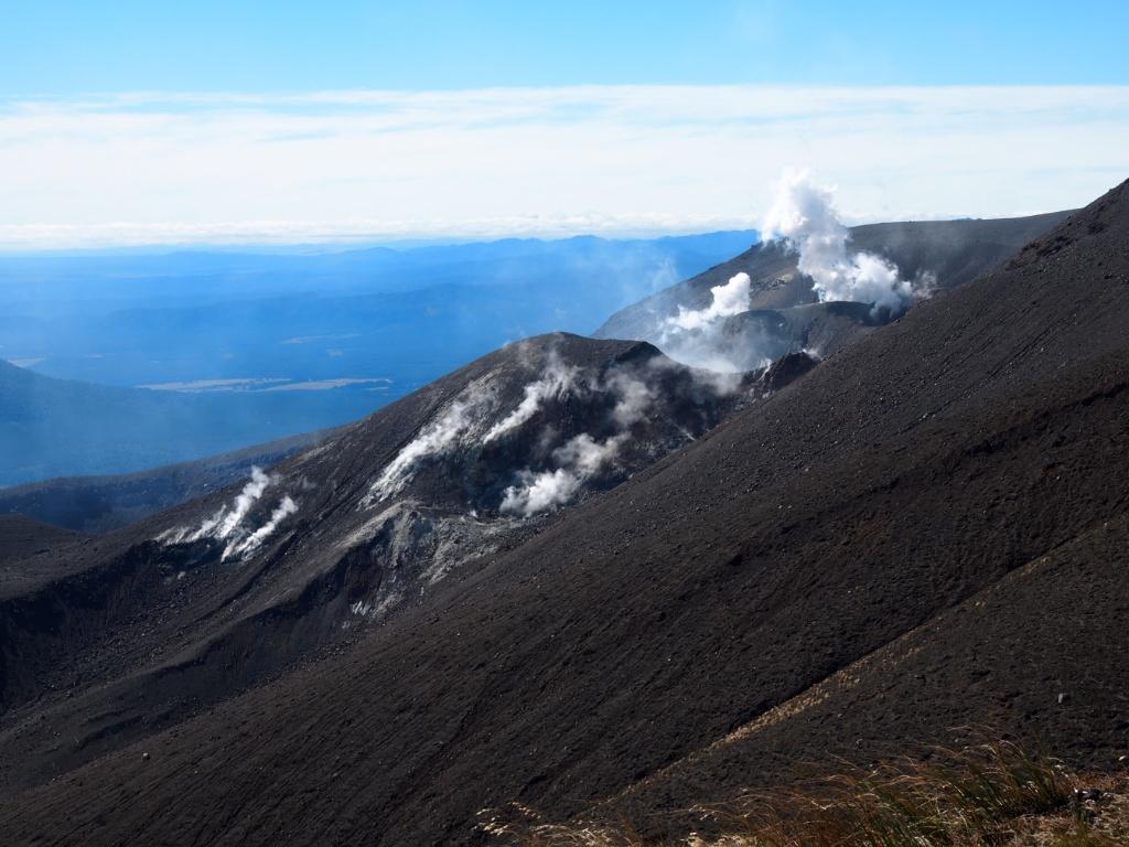 Aktiver vulkan neuseeland