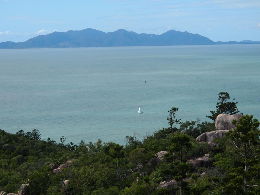 Ausblick magnetic island