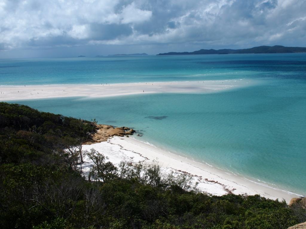 australien whiteheaven beach