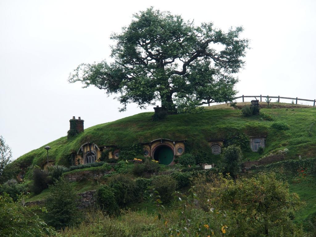 frodos bilbos house