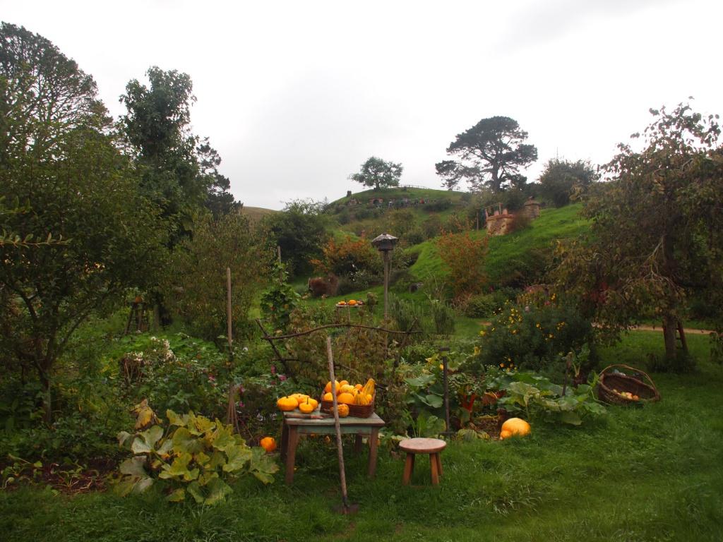 Garten hobbiton