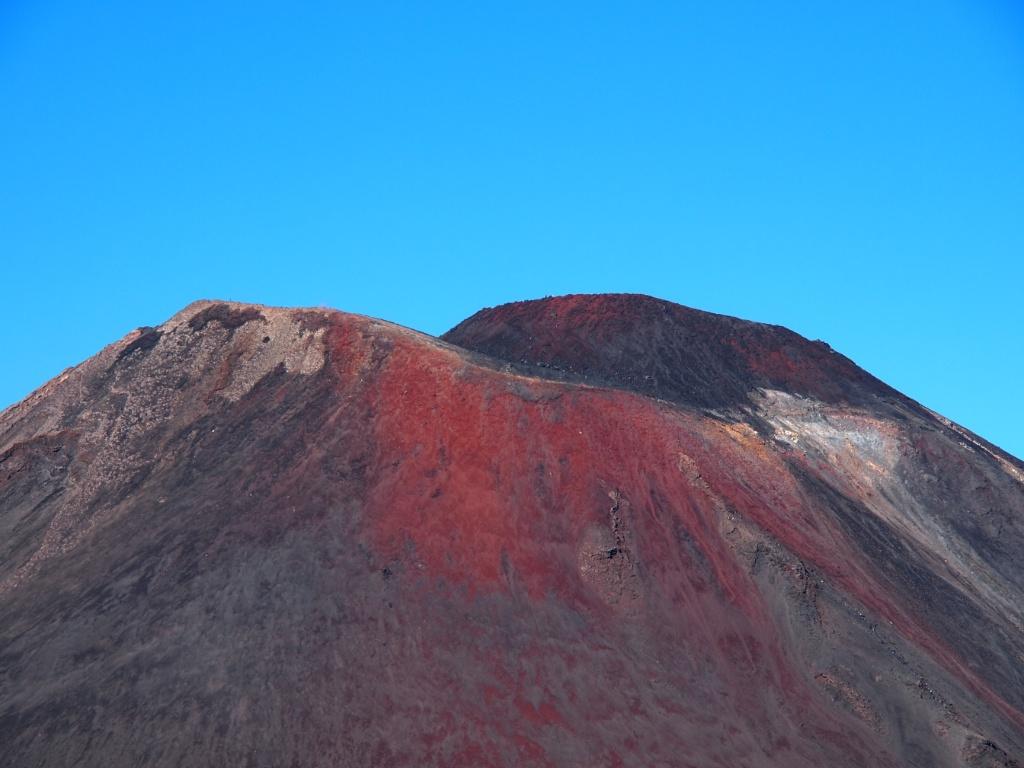 Krater ngauruhoe