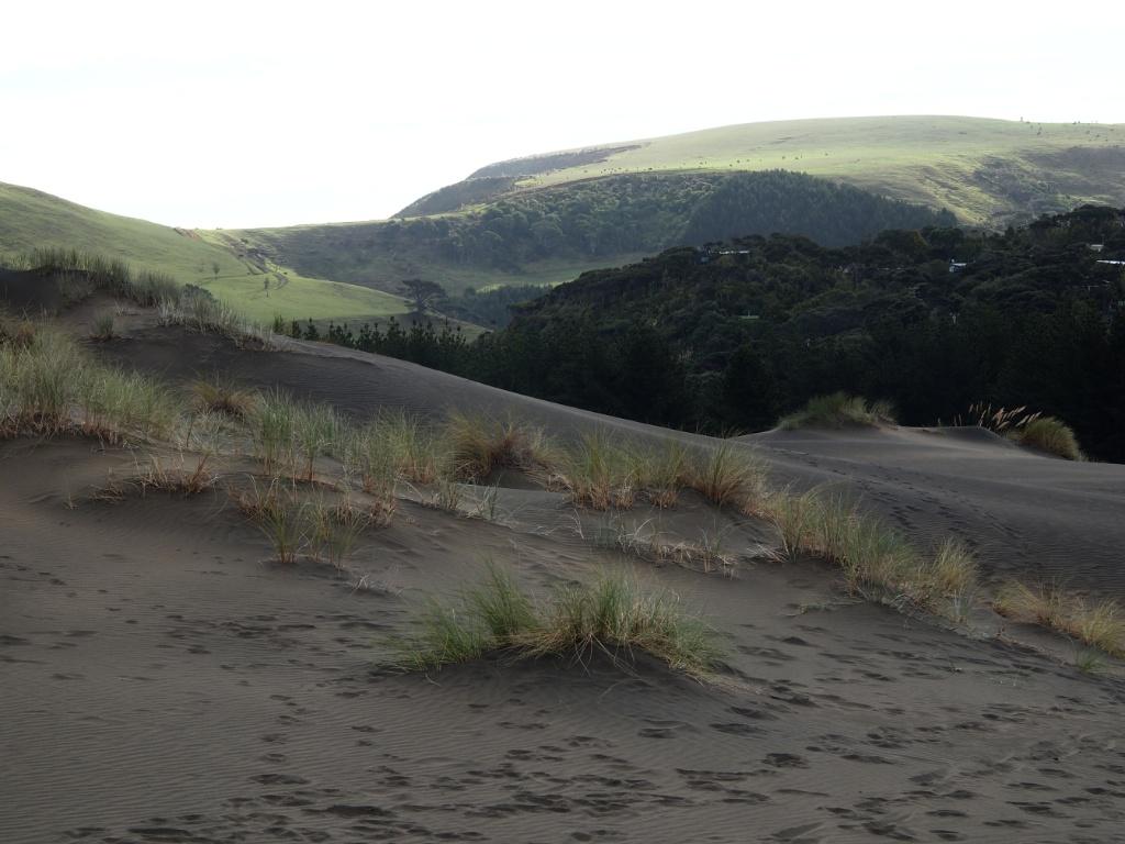 Sanddüne lake wainamu