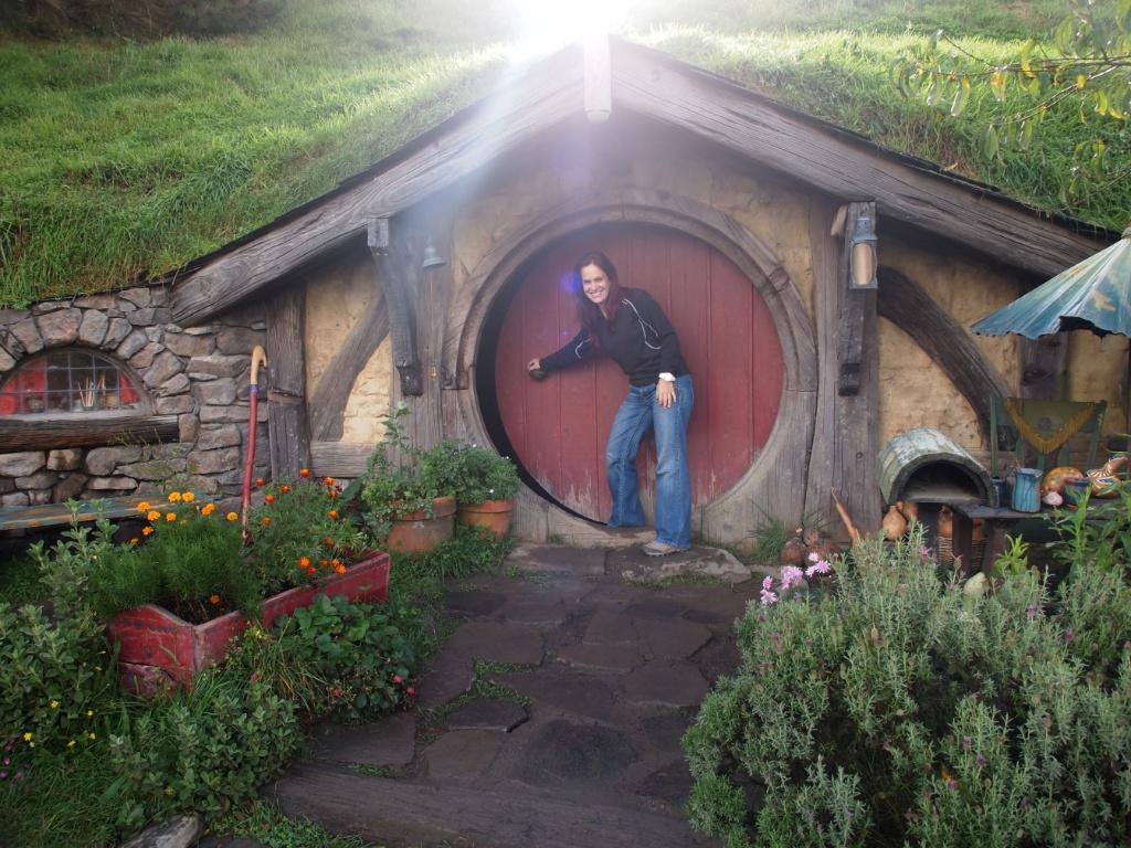 Weltreise hobbiton