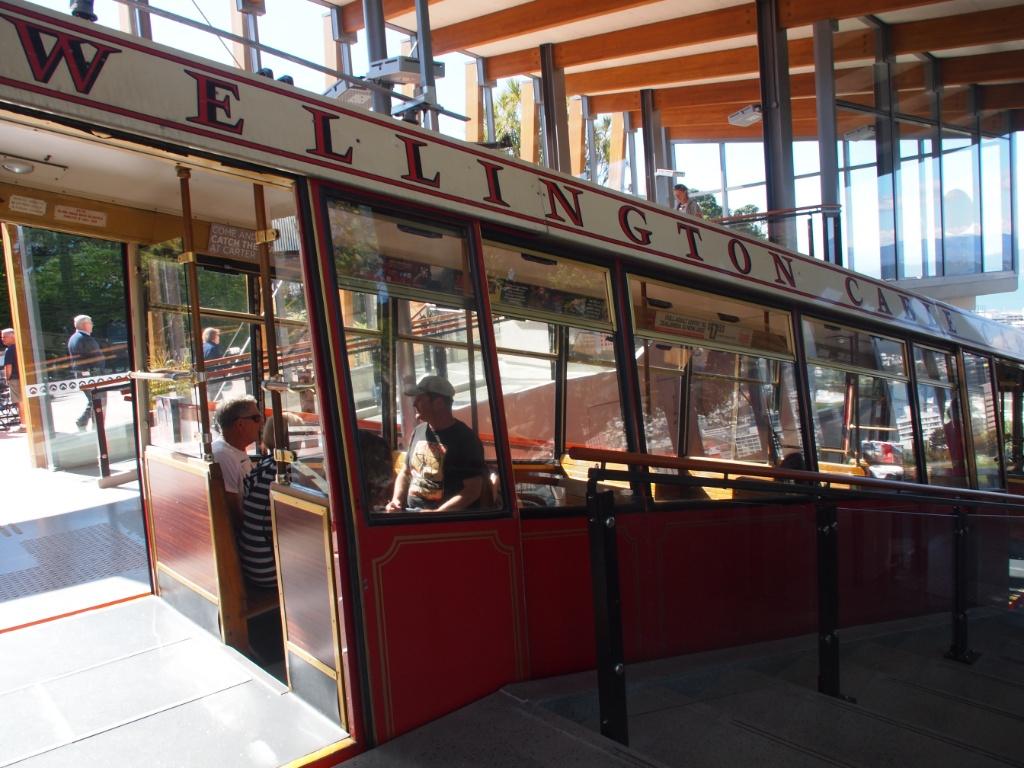 Zahnradbahn wellington