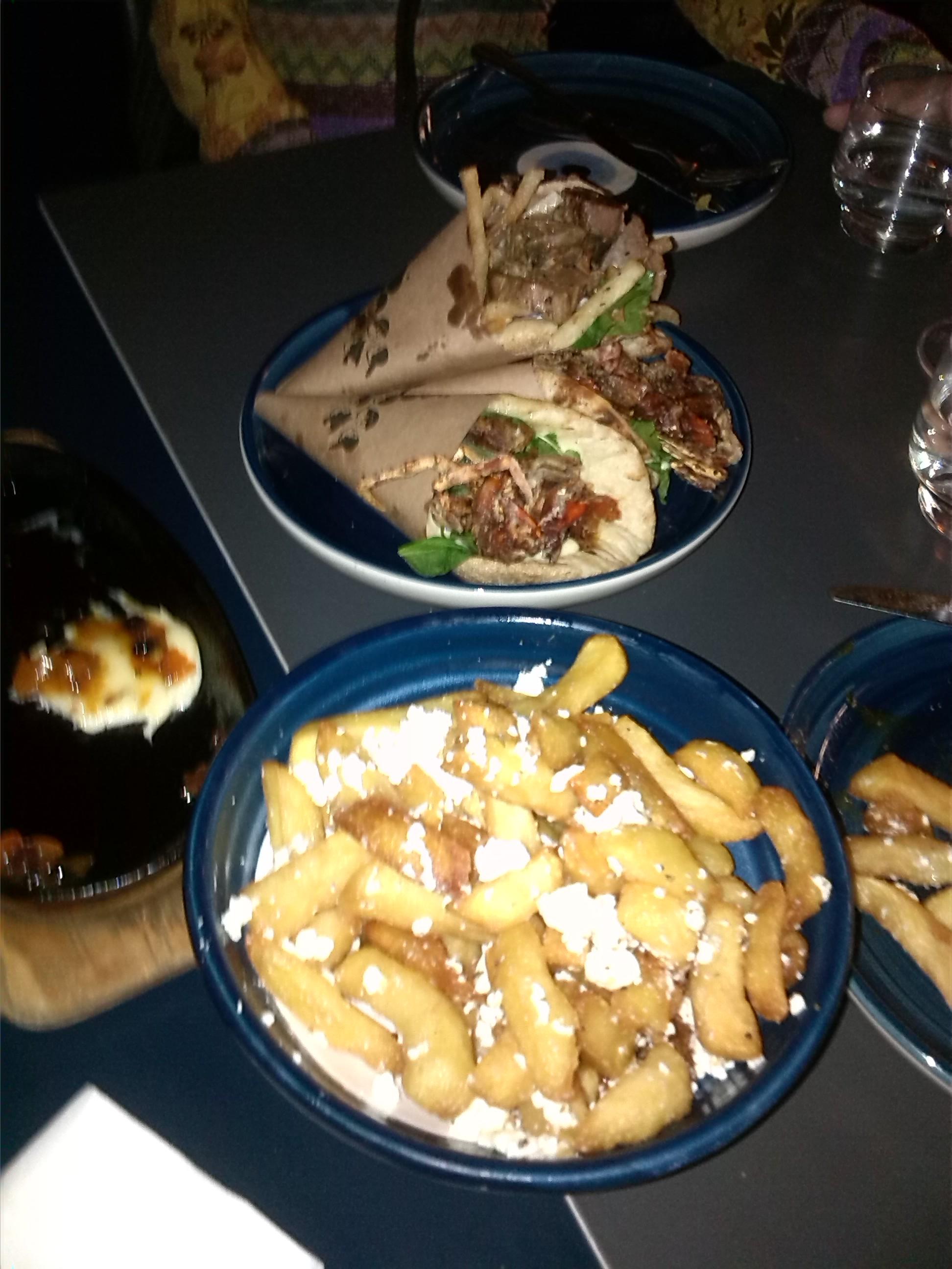 Griechisches essen australien