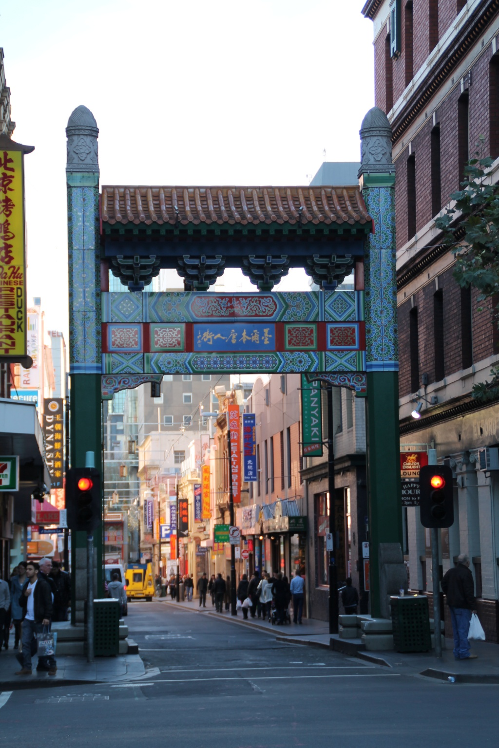 chinatown melly