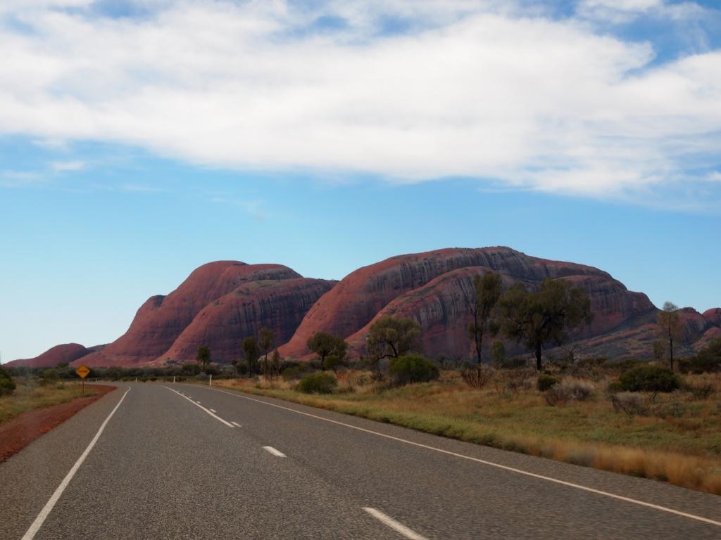 die olgas outback