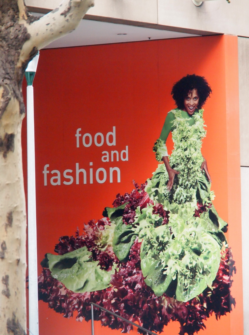 food and fashion
