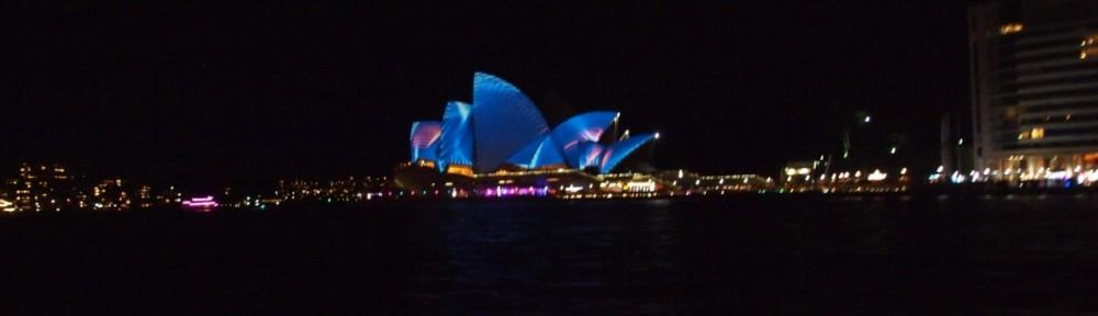 Opernhaus Sydney Vivid Festival