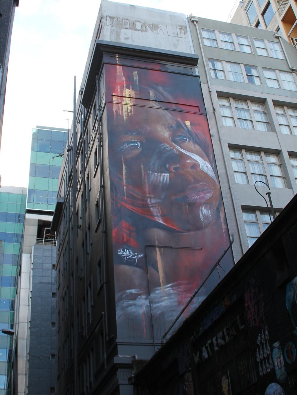 street art australien