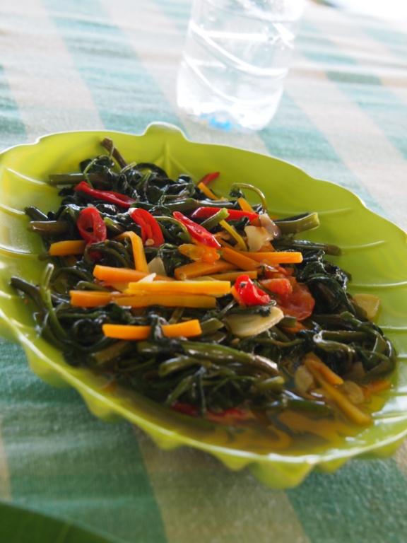 Gemüse-Indonesien